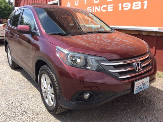 2014 Honda CR-V EX 4WD 5-Speed AT Spokane WA