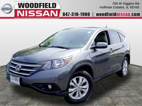 2014_Honda_CR-V_EX_ Hoffman Estates IL