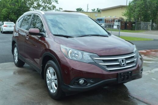 2014 Honda CR-V EX-L 2WD 5-Speed AT Houston TX