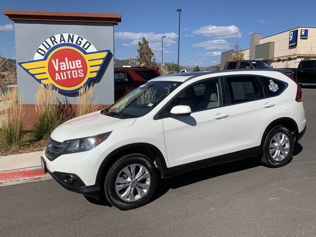 2014 Honda CR-V EX-L Durango CO