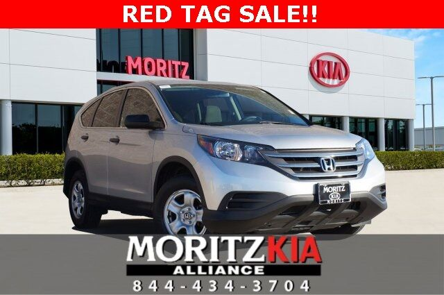 2014 Honda CR-V LX Fort Worth TX
