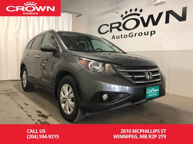 2014 Honda CR V Touring *FINAL CLEARANCE*/ BACK UP CAM/ BLUE ...