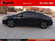2014_Honda_Civic Coupe_EX_ Garland TX