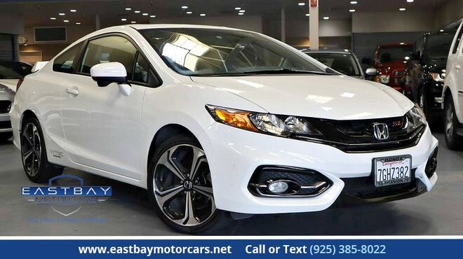 2014_Honda_Civic Coupe_Si_ San Ramon CA