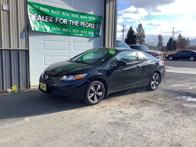 2014 Honda Civic EX Coupe CVT Spokane Valley WA