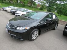 2014_Honda_Civic_LX_ Roanoke VA
