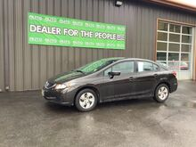 2014_Honda_Civic_LX Sedan CVT_ Spokane Valley WA
