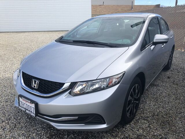 2014 Honda Civic Sedan 4dr CVT EX Bishop CA