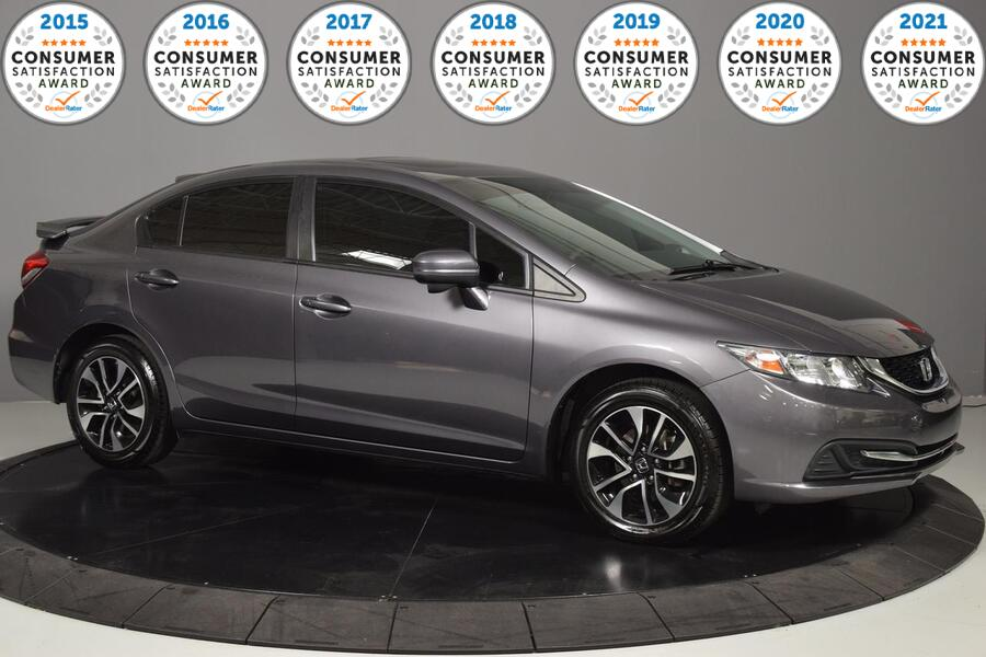 2014_Honda_Civic Sedan_EX_ Glendale Heights IL