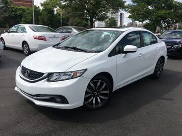 2014_Honda_Civic Sedan_EX-L_ Worcester MA