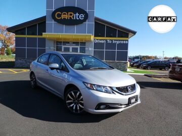 2014 Honda Civic Sedan EX-L Michigan MI