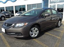 2014_Honda_Civic Sedan_LX_ La Crosse WI