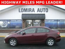 2014_Honda_Civic Sedan_LX_ Lomira WI