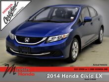 2014_Honda_Civic Sedan_LX_ Moncton NB