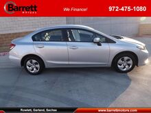 2014_Honda_Civic Sedan_LX_ Garland TX
