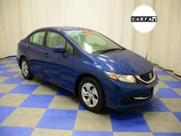 2014 Honda Civic Sedan LX Michigan MI
