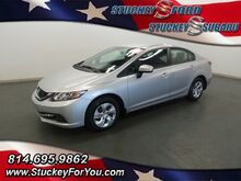 2014 Honda Civic Sedan LX Altoona PA