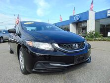 Honda Civic Sedan LX 2014