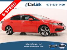 2014_Honda_Civic_Si_ Morristown NJ