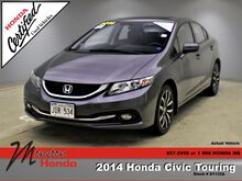 2014_Honda_Civic_Touring_ Moncton NB