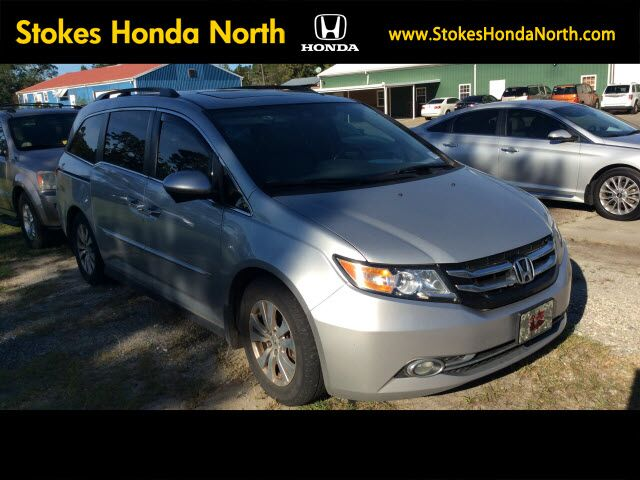 Honda Charleston Sc >> 2014 Honda Odyssey Ex L North Charleston Sc 26718900