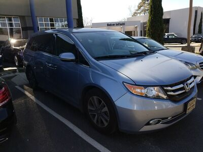2014_Honda_Odyssey_Touring Elite_ Charleston SC