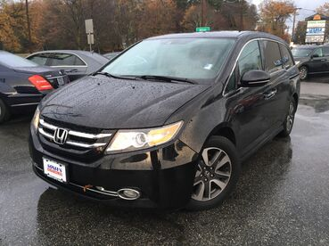 2014_Honda_Odyssey_Touring_ Worcester MA