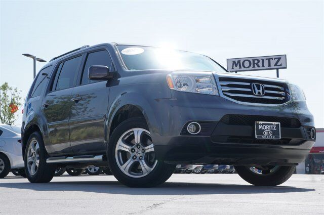 2014 Honda Pilot EX-L Fort Worth TX