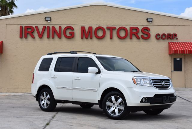 2014_Honda_Pilot_Touring 2WD 5-Spd AT with DVD_ San Antonio TX