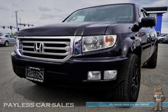 2014_Honda_Ridgeline_RTL Touring / 4X4 / Heated Leather Seats / Navigation / Sunroof / Back Up Camera / Aux Input / Bed Liner / Tow Pkg_ Anchorage AK