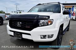 2014_Honda_Ridgeline_Sport / 4X4 / Crew Cab / Automatic / 2-Way Auto Start / Aux Input / Back Up Camera / Bed Liner / Tow Pkg / Only 21K Miles / New Tires_ Anchorage AK