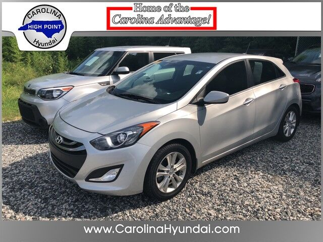 2014 Hyundai Elantra GT GT High Point NC ...
