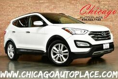 2014_Hyundai_Santa Fe Sport_2.0T - 2.0L TURBO GDI I4 ENGINE FRONT WHEEL DRIVE NAVIGATION BACKUP CAMERA SADDLE BROWN LEATHER HEATED/COOLED SEATS KEYLESS GO INFINITY AUDIO_ Bensenville IL