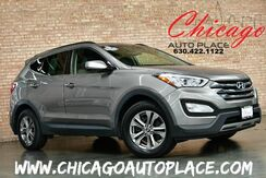 2014_Hyundai_Santa Fe Sport_AWD - 2.4L GDI I4 ENGINE GRAY CLOTH HEATED SEATS LED ACCENT LIGHTS BACKUP CAMERA BLUETOOTH AUX/USB WIRELESS STREAMING PREMIUM SPORT WHEELS CLIMATE CONTROL_ Bensenville IL