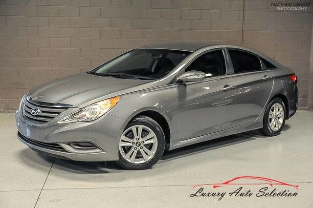 2014_Hyundai_Sonata GLS_4dr Sedan_ Chicago IL