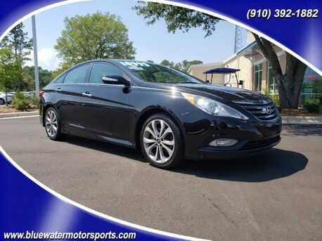2014_Hyundai_Sonata_Limited_ Wilmington NC