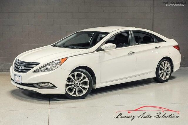 2014_Hyundai_Sonata SE_4dr Sedan_ Chicago IL