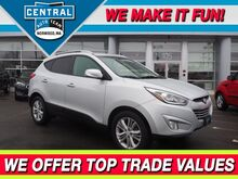 2014_Hyundai_Tucson_SE_ Boston MA