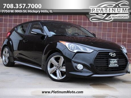 2014 Hyundai Veloster Turbo 1 Owner Hickory Hills IL