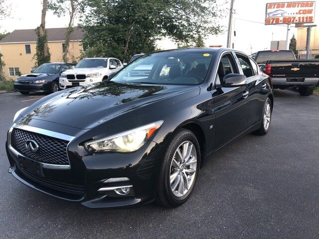 2014 INFINITI Q50 Premium North Reading MA