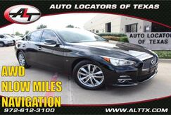 2014_INFINITI_Q50_Premium with NAVIGATION_ Plano TX