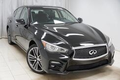 2014_INFINITI_Q50_Sport AWD Navigation Sunroof Backup Camera_ Avenel NJ