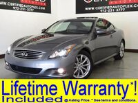 INFINITI Q60 COUPE JOURNEY PREMIUM PKG NAVIGATION PKG SUNROOF LEATHER HEATED SEATS REAR CAMERA 2014