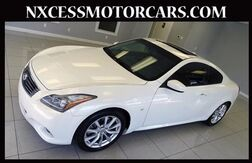 2014_INFINITI_Q60 Coupe_Journey AUTOMATIC BACK-UP CAM 1-OWNER._ Houston TX