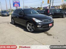 2014_INFINITI_QX50_Journey   AWD   NAV   LEATHER   ROOF   CAM_ London ON