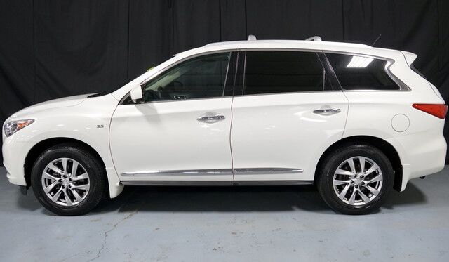 INFINITI QX AWD Infiniti Warranty Over In Options - Infiniti warranty