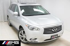 2014_INFINITI_QX60_AWD Navigation Entertainment System 360 Camera Sunroof 1 Owner_ Avenel NJ