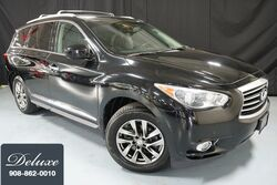 INFINITI QX60 AWD / Over $6000 in Options/ One-owner/ Infiniti Warranty/ Remote Start 2014