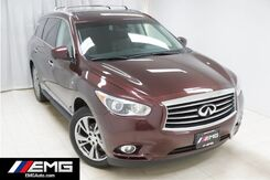 2014_INFINITI_QX60_AWD Touring Technology Navigation Entertainment System 360 Camera Dual Roof 1 Owner_ Avenel NJ