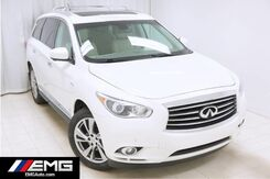 2014_INFINITI_QX60_Hybrid AWD Navigation Entertainment System Dual Roof 360 Camera 1 Owner_ Avenel NJ